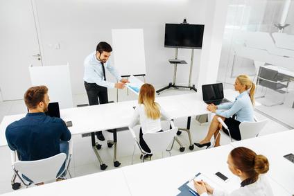 Presentations  -  Business communication.